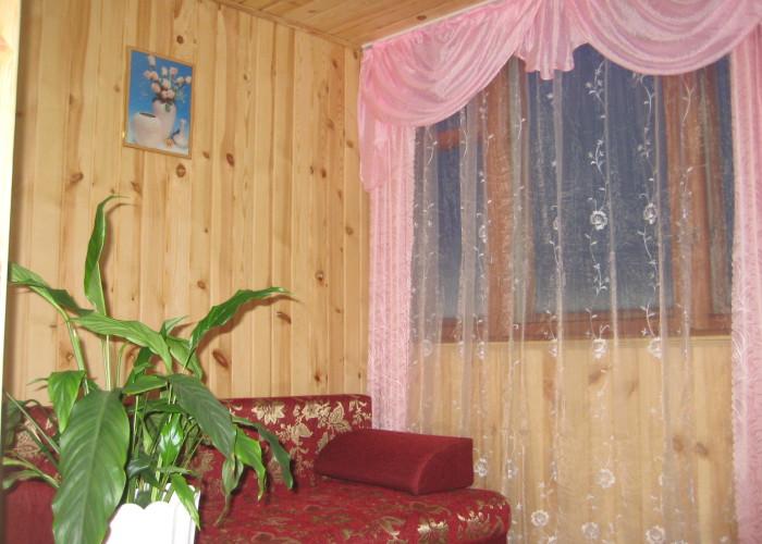Коттедж в Байкальске, второй этаж