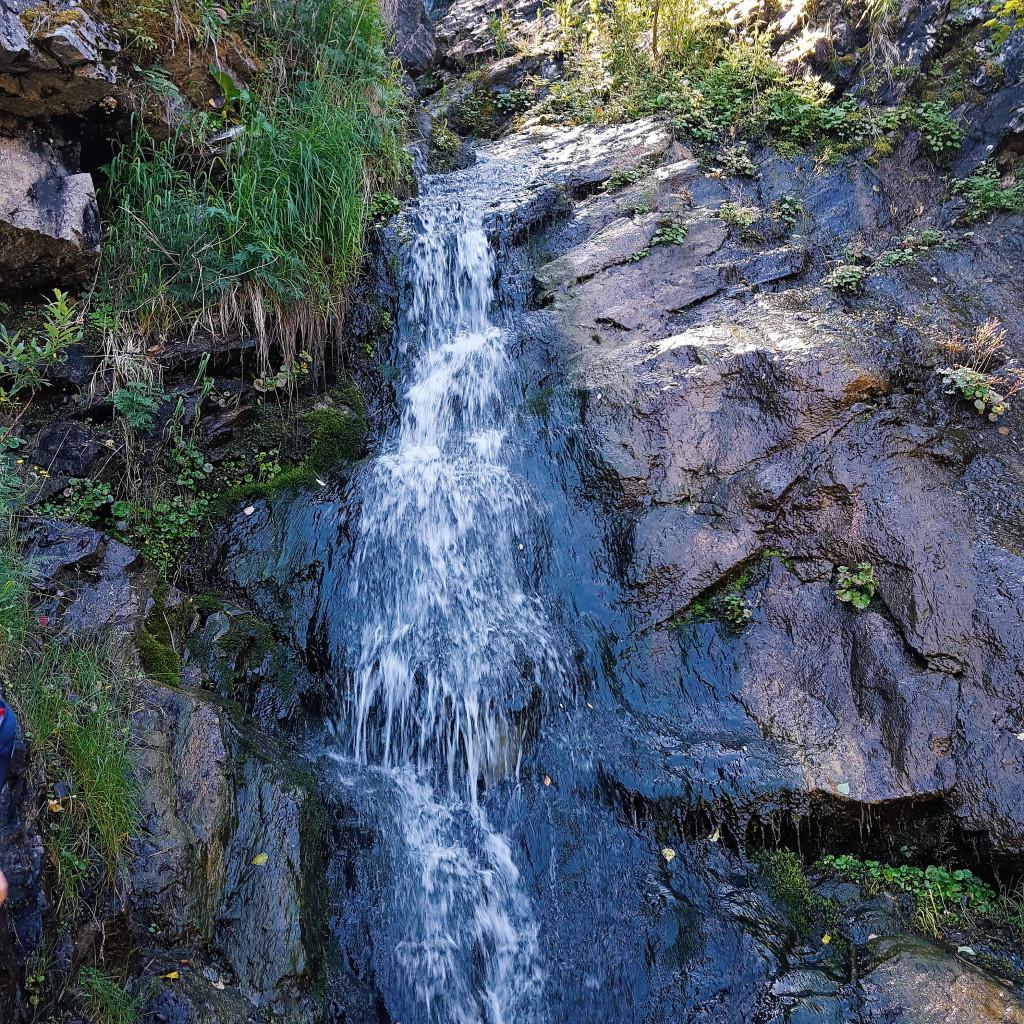 Водопады на реке Утулик